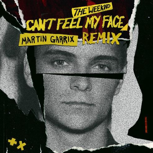 """Martin Garrix hace un remix de """"Can't Feel My Face"""" de The Weeknd"""