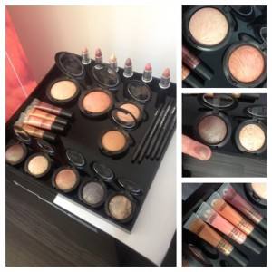 mac apres chic collection