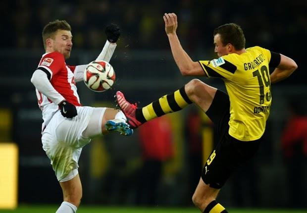 Borussia Dortmund Terjungkal Lagi