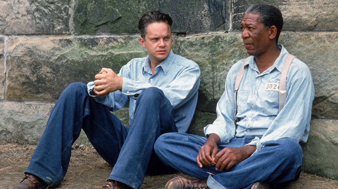 Chills Down My Spine: The Shawshank Redemption