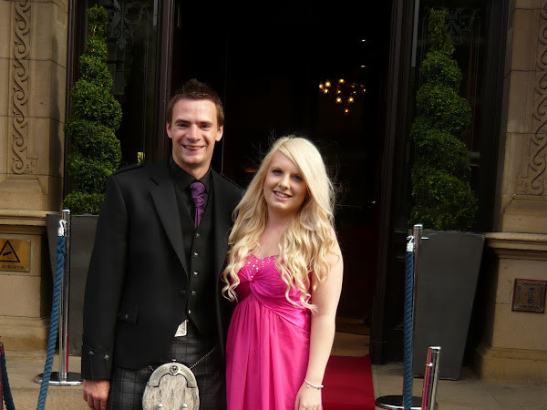 Graduation Ball: Outfit, Hair & Snaps