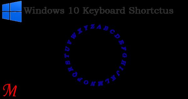 30 Keyboard Shortcuts for Windows 10
