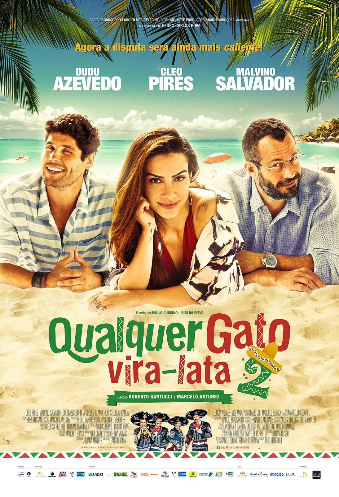 Qualquer Gato Vira-Lata 2 – Nacional (2015)