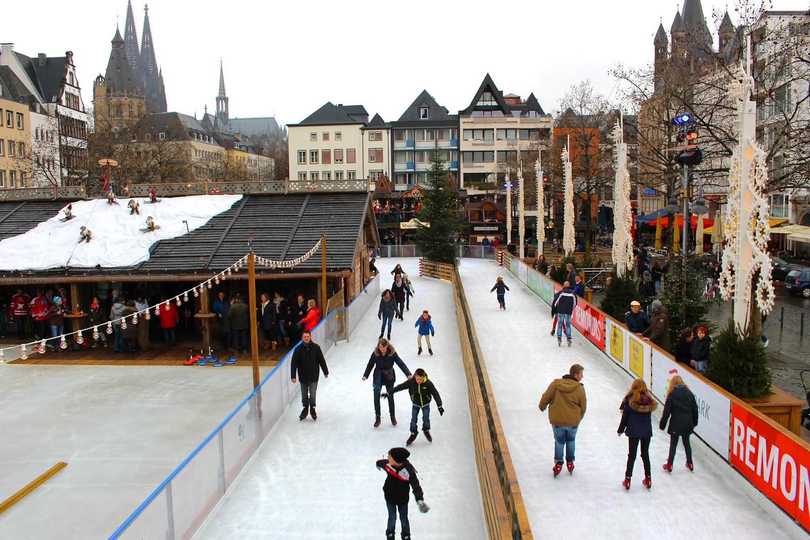 ice skating cologne
