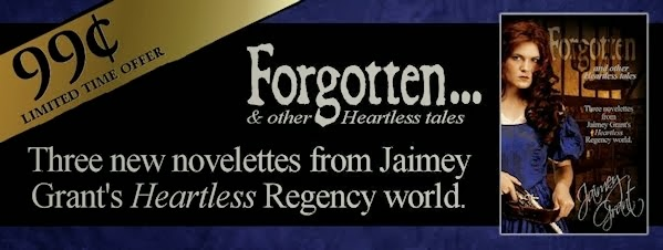 Forgotten, and other Heartless tales