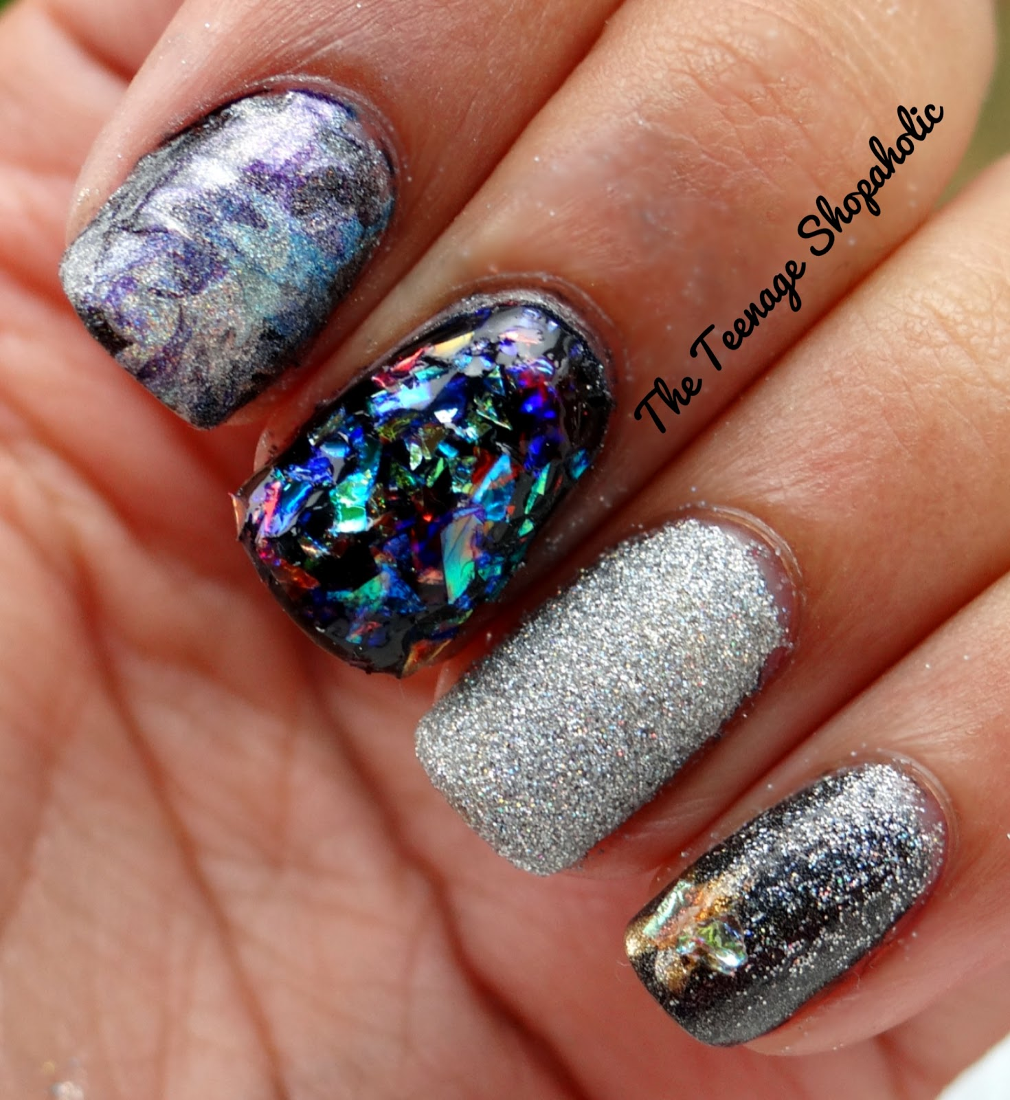 Diva\'s Diary: 31 Days of Nail Art Challenge - Day 29 - Inspired by ...