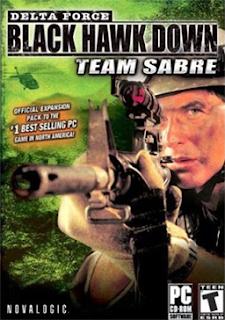 Delta force black hawk down team sabre cheats