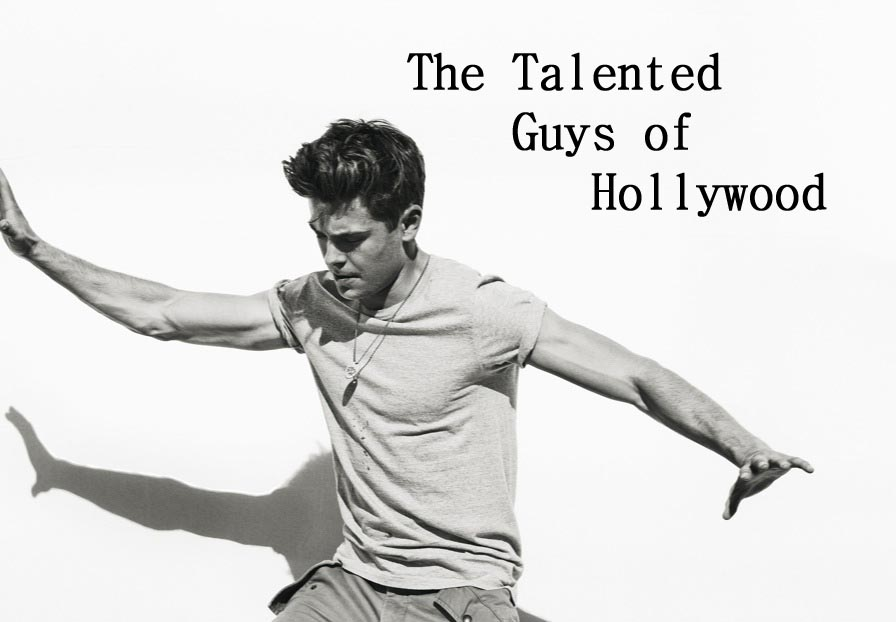 The Talented Guys of Hollywood