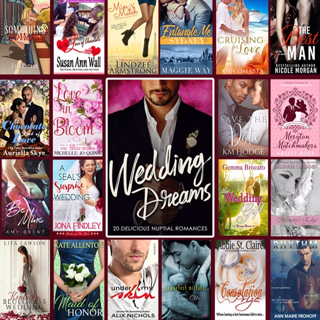 Wedding Dreams Anthology Release Blitz
