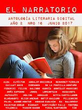 EL NARRATORIO - ANTOLOGÍA LITERARIA DIGITAL N° 16