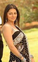 hot, sexy, Bhoomika, Chawla, saree, navel,