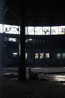 Visitez Berlin Autrement: dépôt de train abandonné Berlin