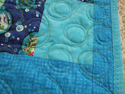 Double Bubble Quilting