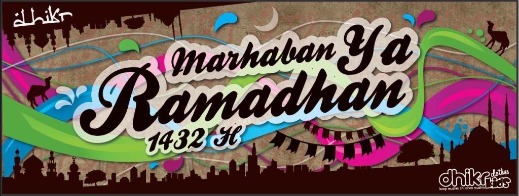 Ghuraisah's blog: Special Ramadhan Part2