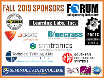 2019 Fall ET Forum Thank you Sponsors!