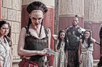 Rose McGowan Marique Sorceress Costume