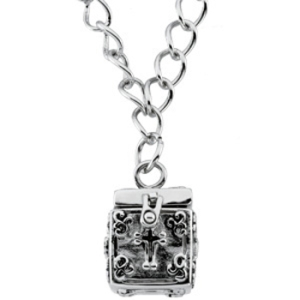 Sterling Silver Bracelet Sweetheart Locket7