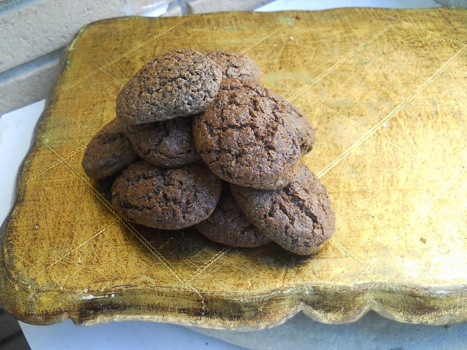 biscotti con farina di castagne e orzo