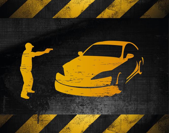 Roubo de carro - Carjacking - A sua segurança