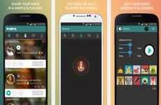 HeyHey: app que permite grabar y enviar mensajes de voz de 10 segundos en iOS y Android