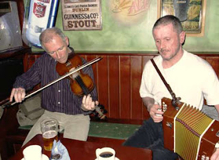 Pat O'Connor and Eoghan O'Sullivan
