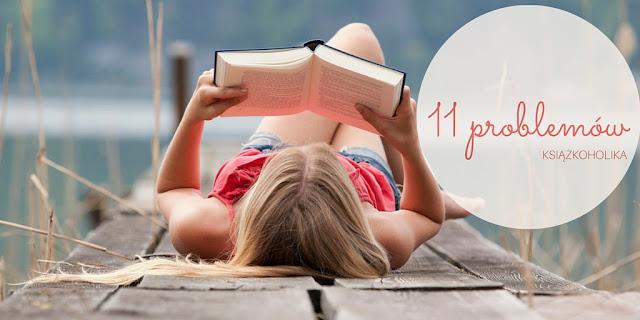 11 problemów książkoholika