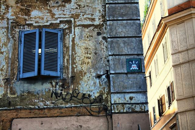 Artistas urbanos: Invader