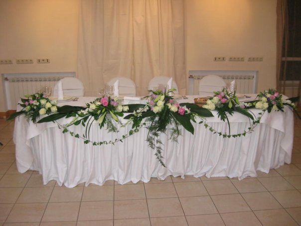 The best wedding decorations great tips for wedding table - Flowers for table decorations ...