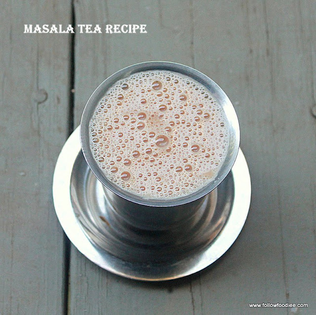 Masala tea Recipe , Masala chai Recipe