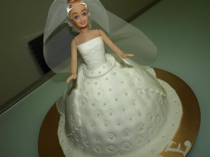 tarta novia