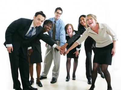 Grupo de trabajo para negocios rentables