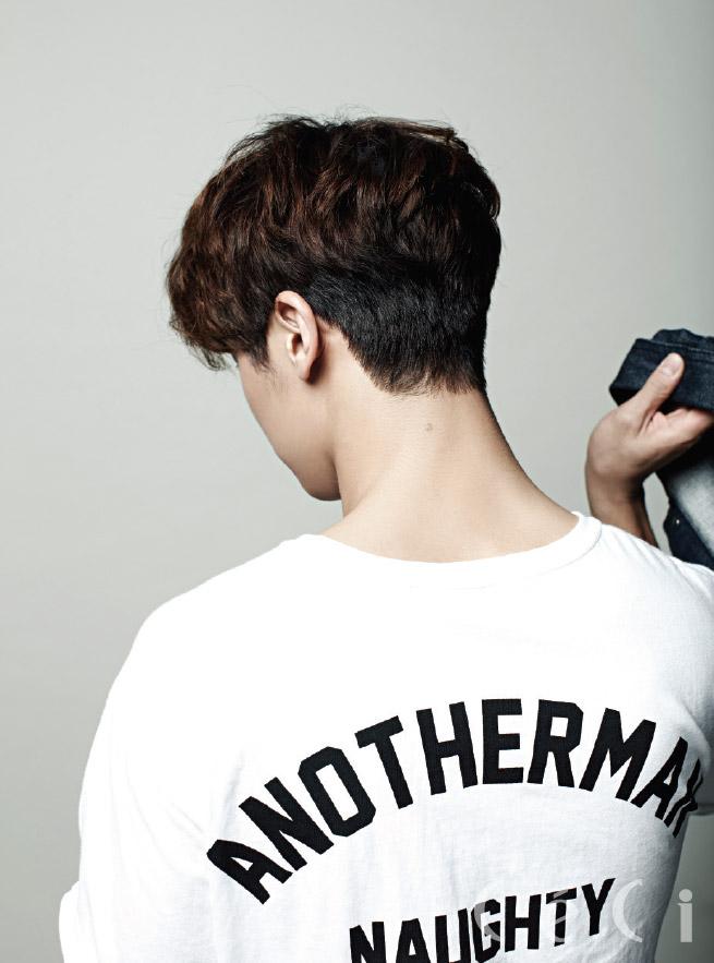 CN Blue Kang Min Hyuk
