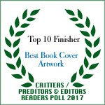 TOP 10 FINISHER BEST BOOK COVER ARTWORK