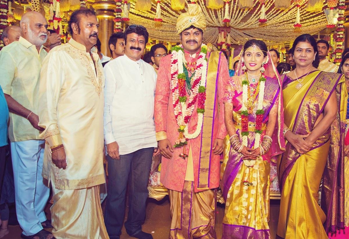 Manoj Pranitha Wedding Photos Gallery HQ Photo 4