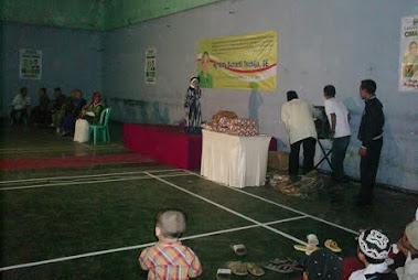 Undangan tausiah bersama Walikota Cimahi