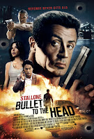 bullet to the head new movie poster