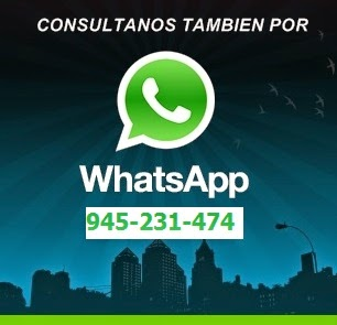 Whatsapp - (+51) 945-231-474