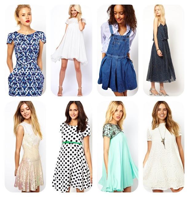 ¿Cómo encontrar un vestido de verano, después de las rebajas?