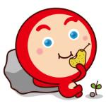 emoticones de peluche comiendo pera