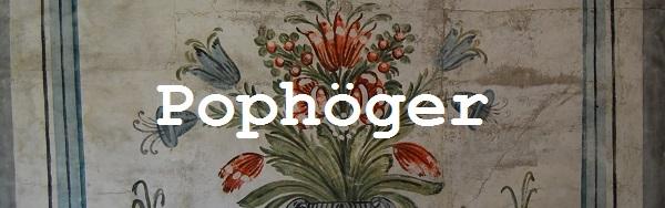 Pophöger