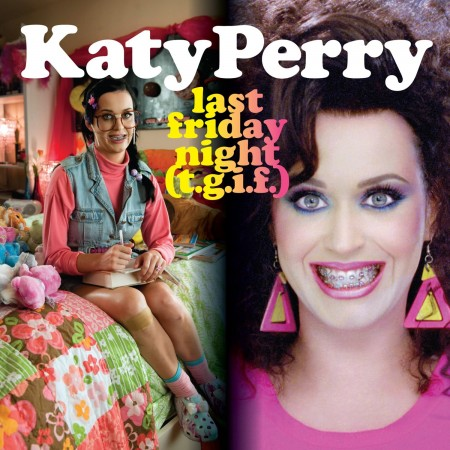 katy perry last friday night cover