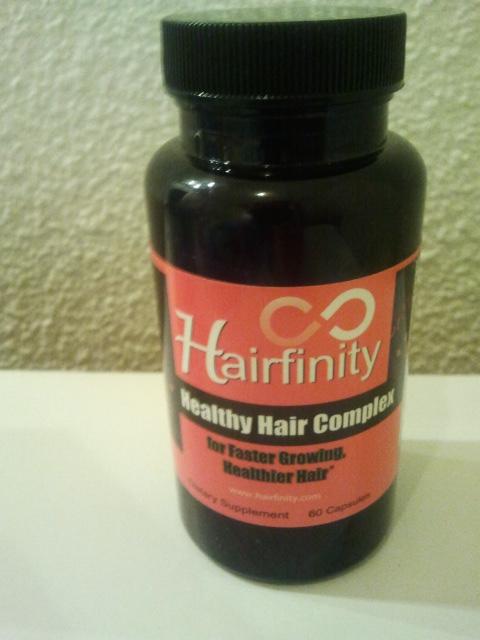 Hairfinity bientôt sur le banc d'essai