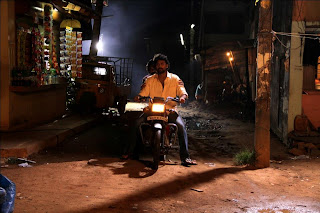 jishnu during the scene