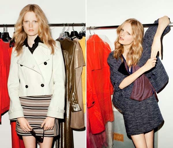 crosby derek lam, elbise modelleri, elbise, 2014 elbise modelleri, desenli elbise, gömlek elbise, çiçekli elbise,