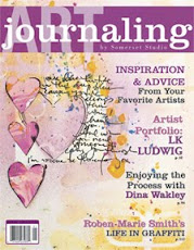 Art Journaling Magazine Winter 2011