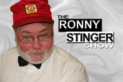 Ronnie P Silage premieres shocking new talk show!