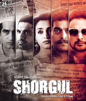 Poster Of Hindi Movie Shorgul 2016 Full HD Movie Free Download 720P Watch Online