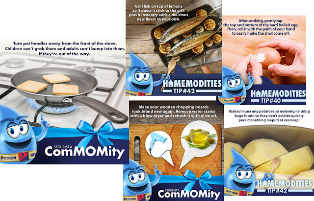 commomity cooking tips