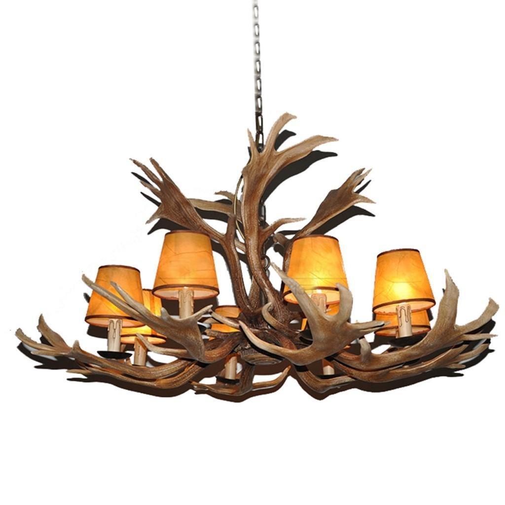 Deer Antler Light Fixtures Fabulous Antler Replica Lighting Options