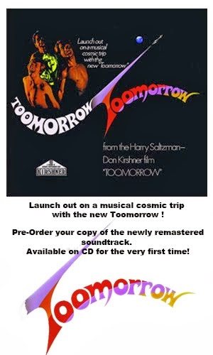 Pre-Order Toomorrow CD!